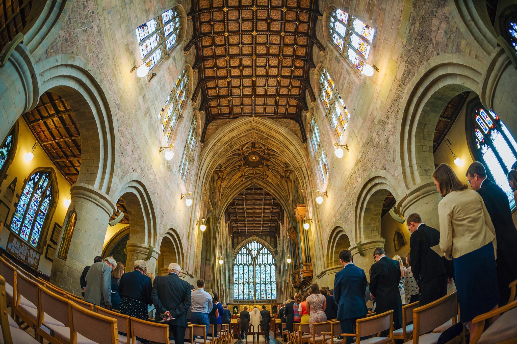 Georgina + Mike - Wedding photography in Malvern, Worcestershire 26