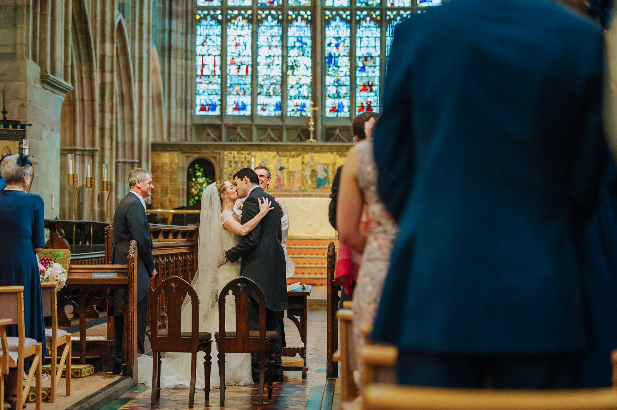Georgina + Mike - Wedding photography in Malvern, Worcestershire 29