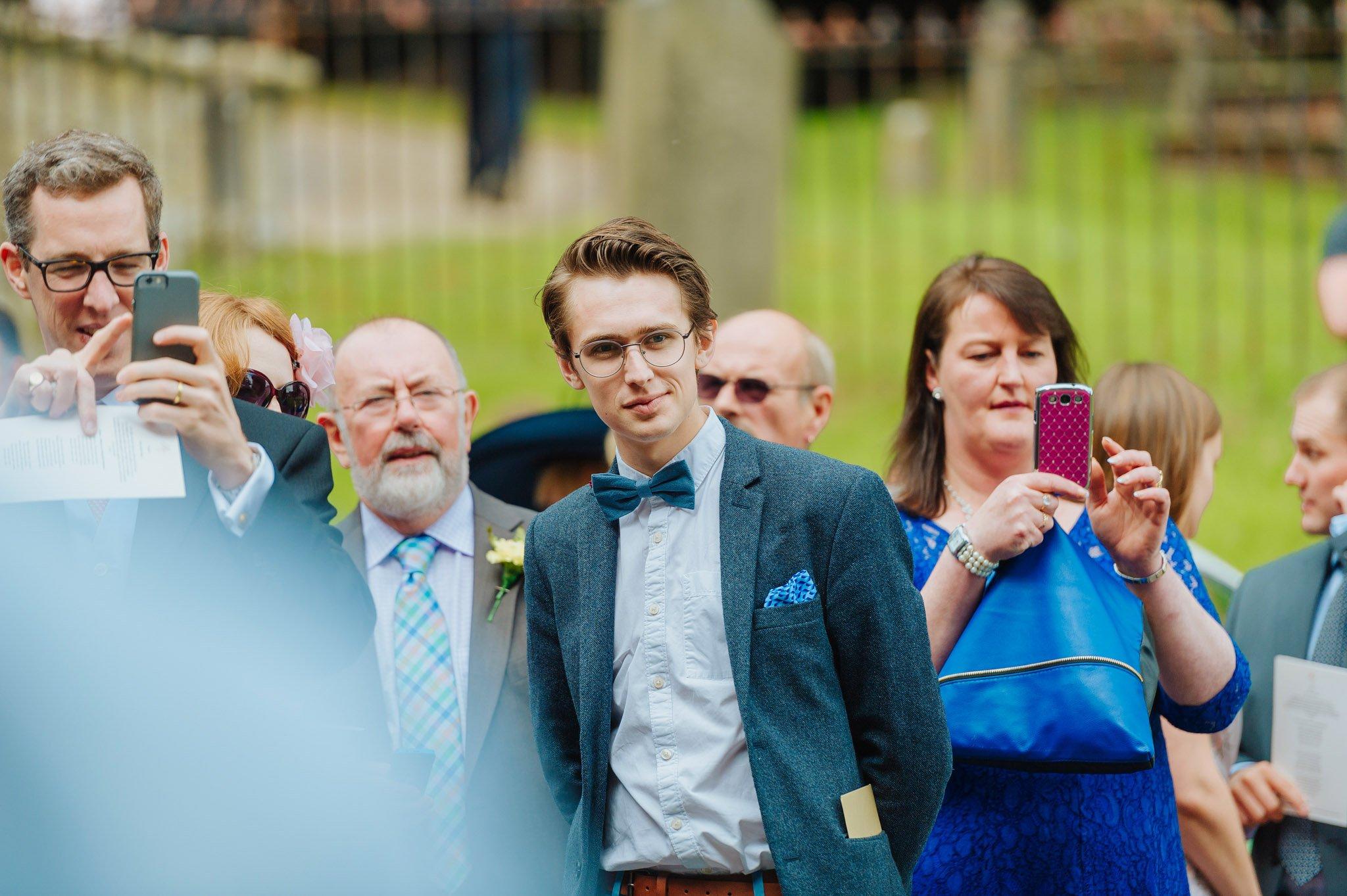 Georgina + Mike - Wedding photography in Malvern, Worcestershire 35