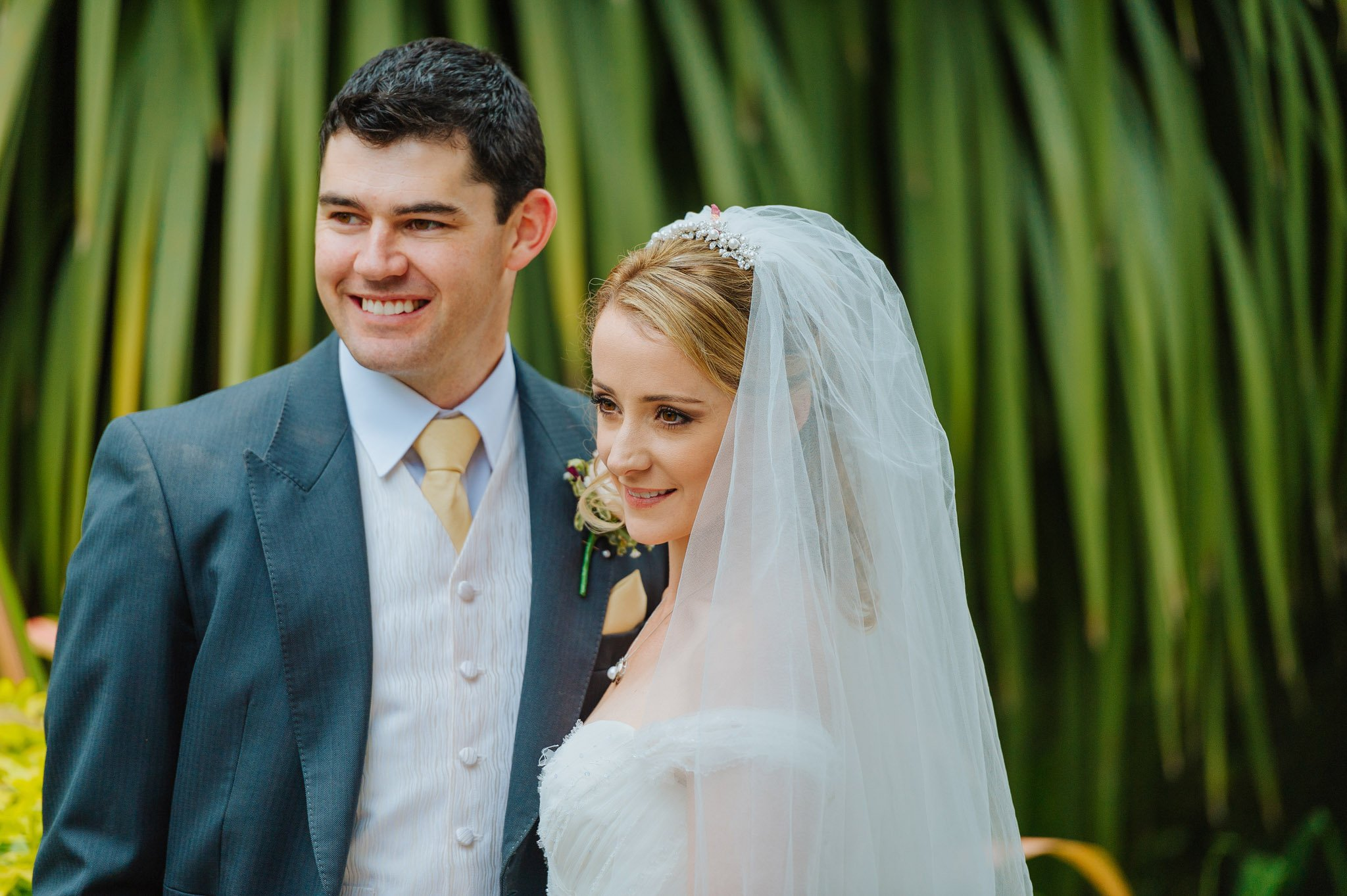 Georgina + Mike - Wedding photography in Malvern, Worcestershire 39
