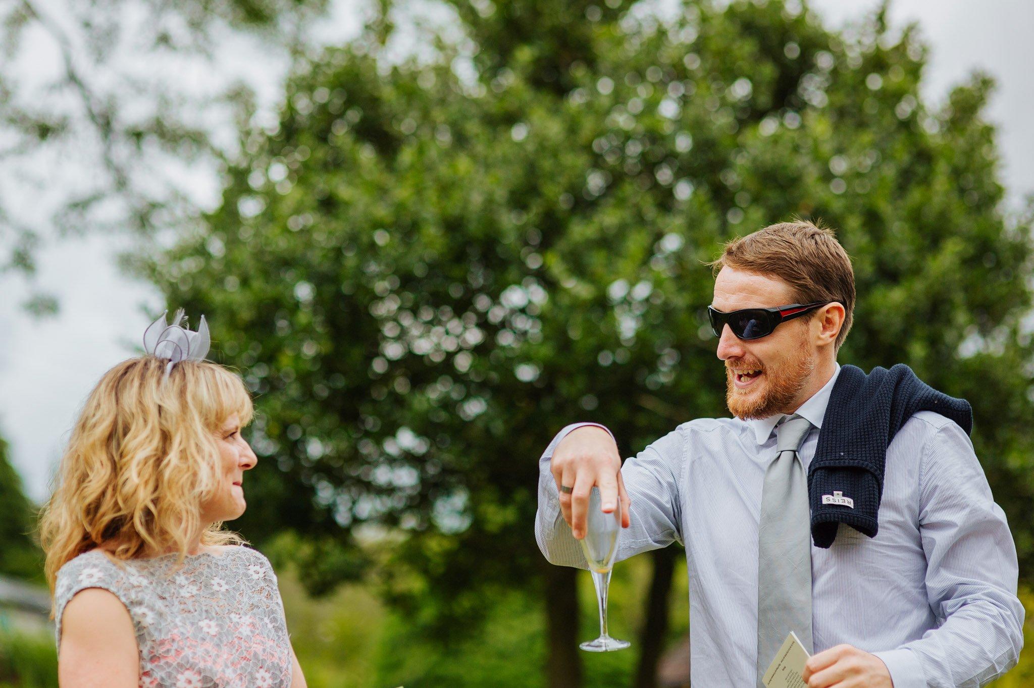 Georgina + Mike - Wedding photography in Malvern, Worcestershire 43