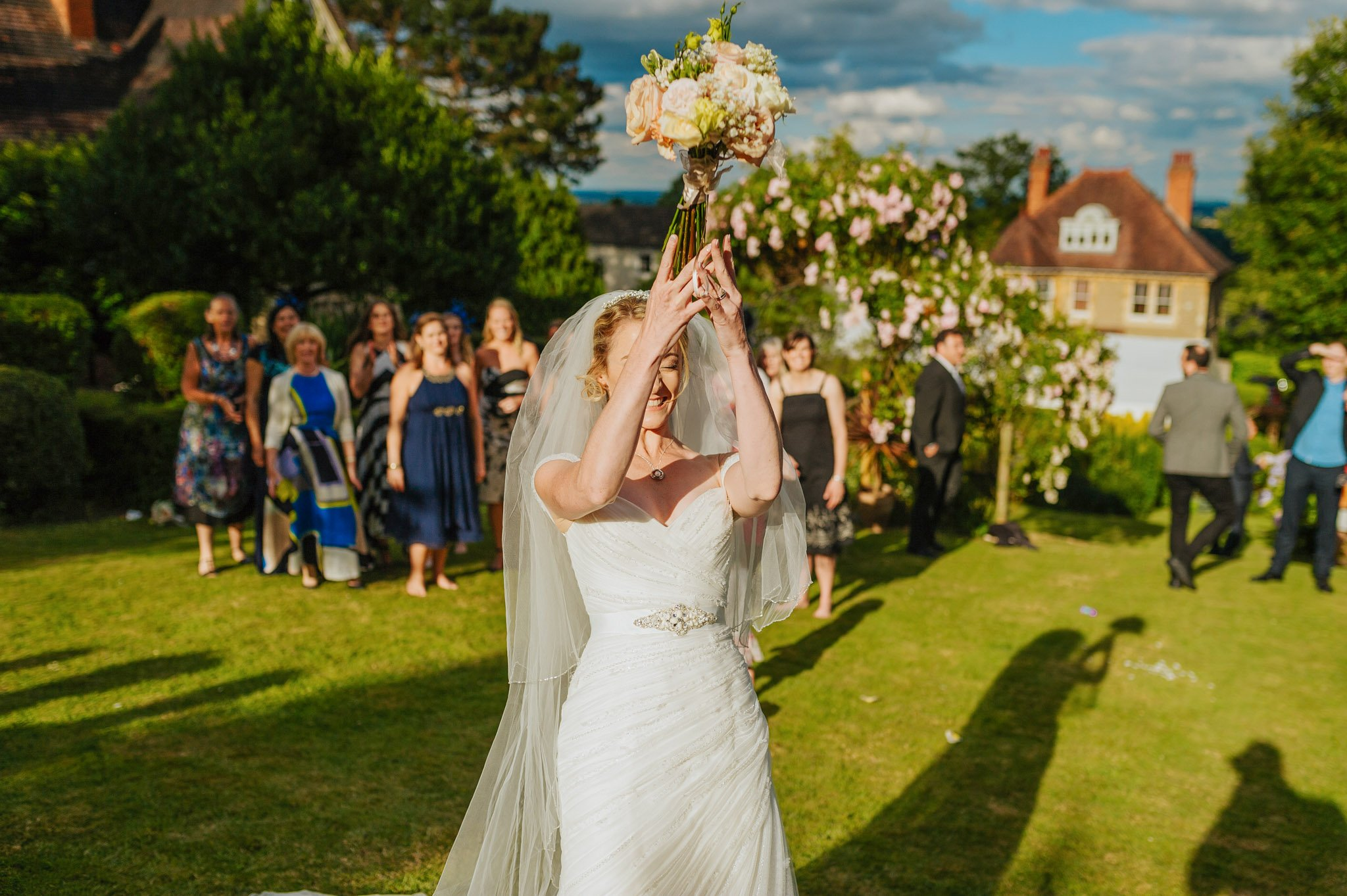 Georgina + Mike - Wedding photography in Malvern, Worcestershire 69