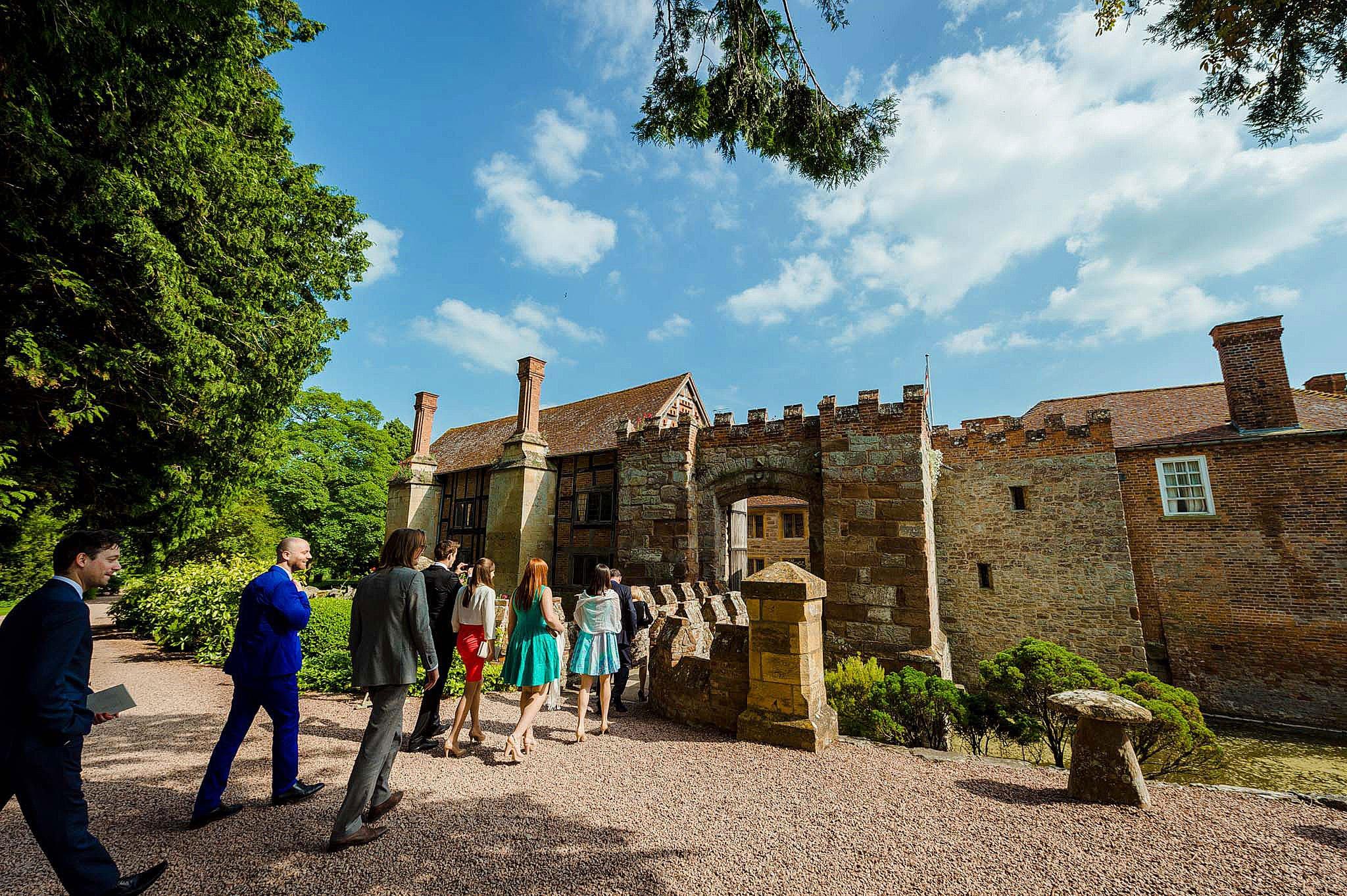Birtsmorton Court wedding photography - Lizzie + Lloyd 42