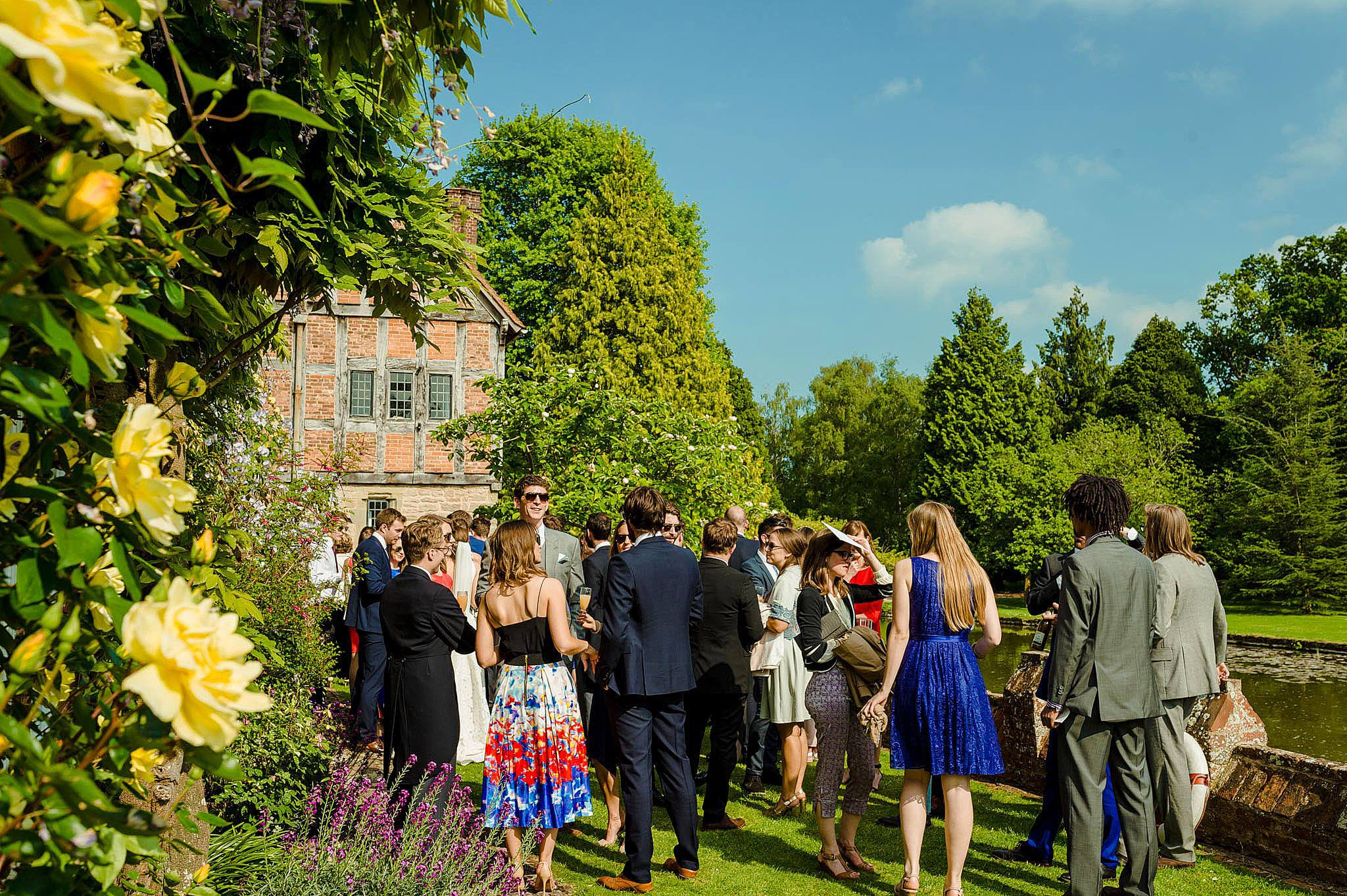 Birtsmorton Court wedding photography - Lizzie + Lloyd 53