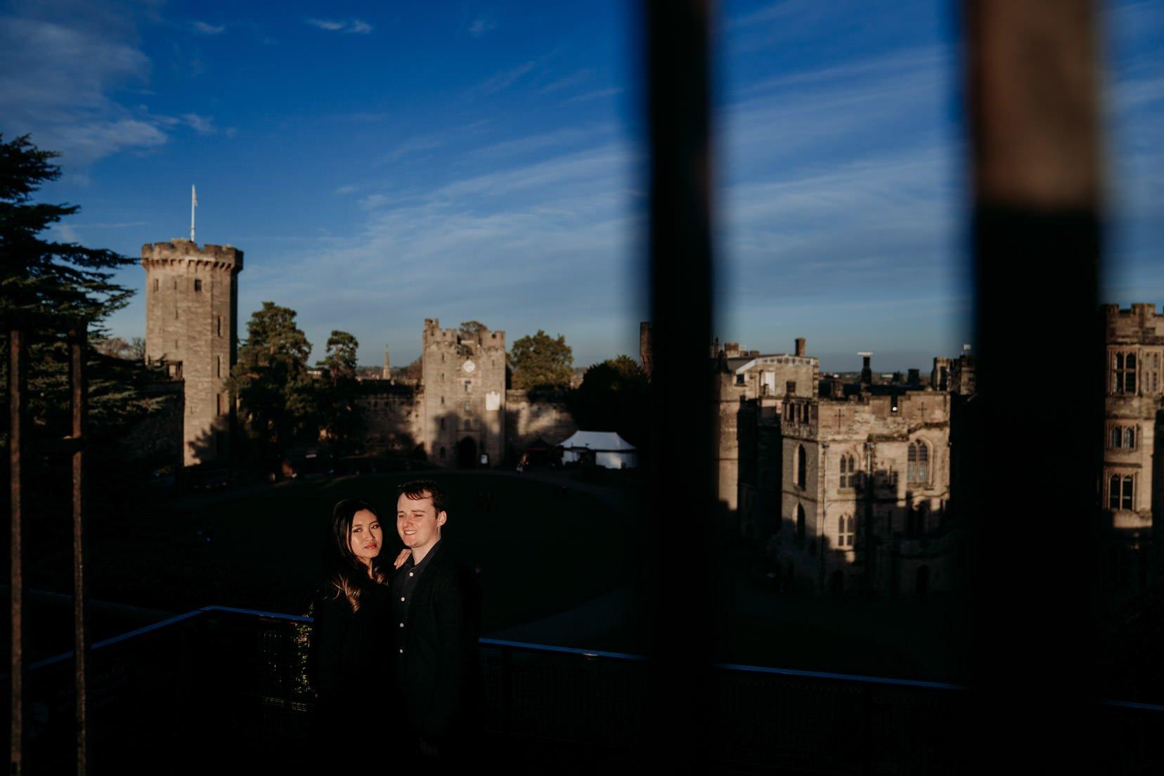 Warwick Castle Wedding