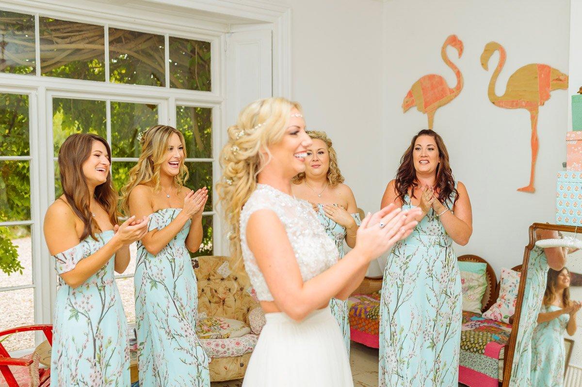 Lyde Court Wedding