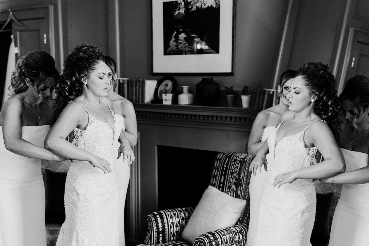 Iscoyd Park Wedding - Stacey & James 14