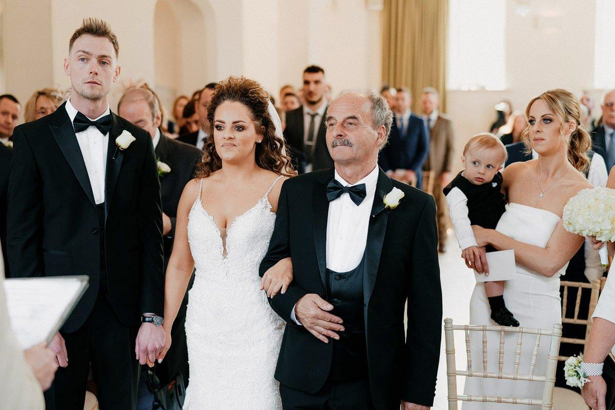 Iscoyd Park Wedding - Stacey & James 23