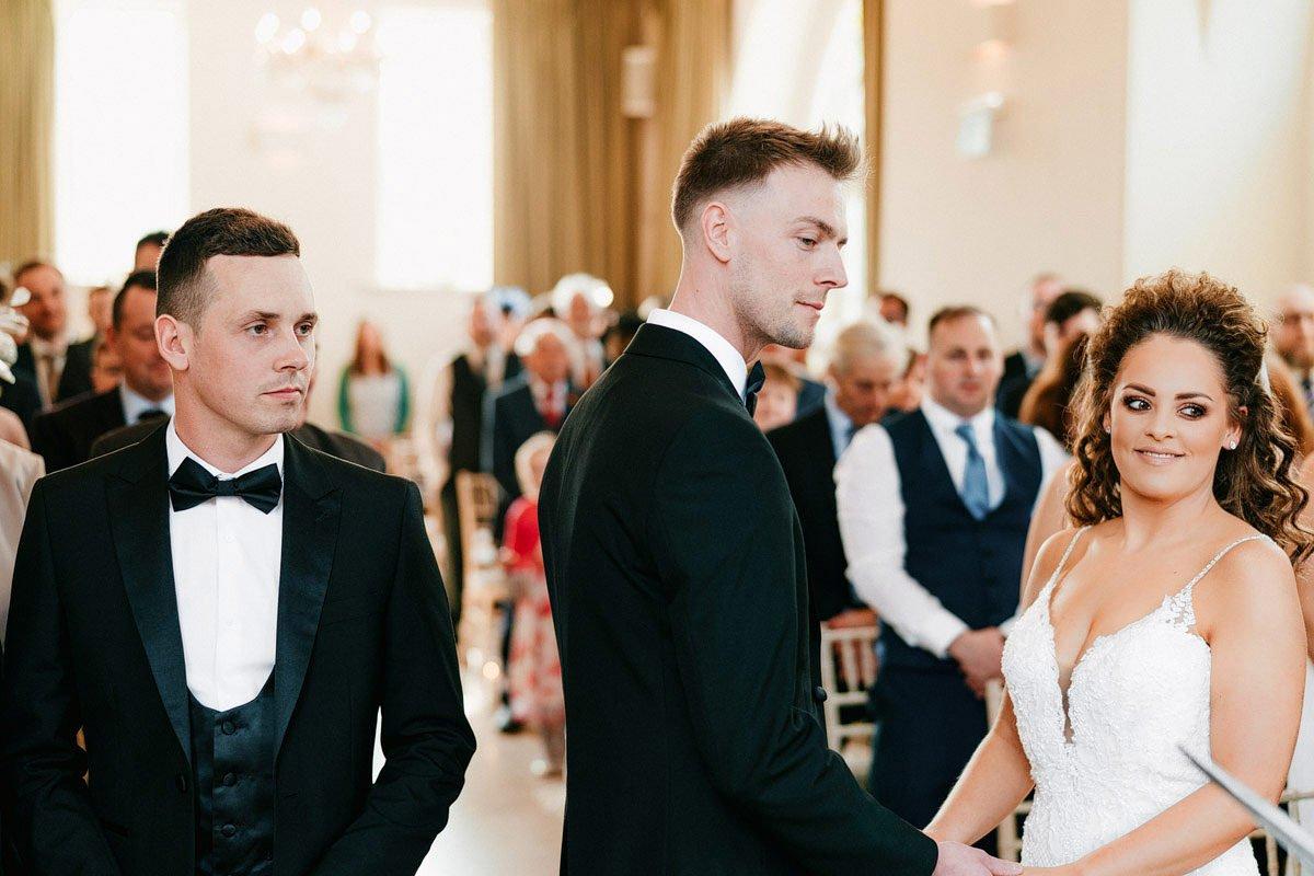Iscoyd Park Wedding - Stacey & James 24