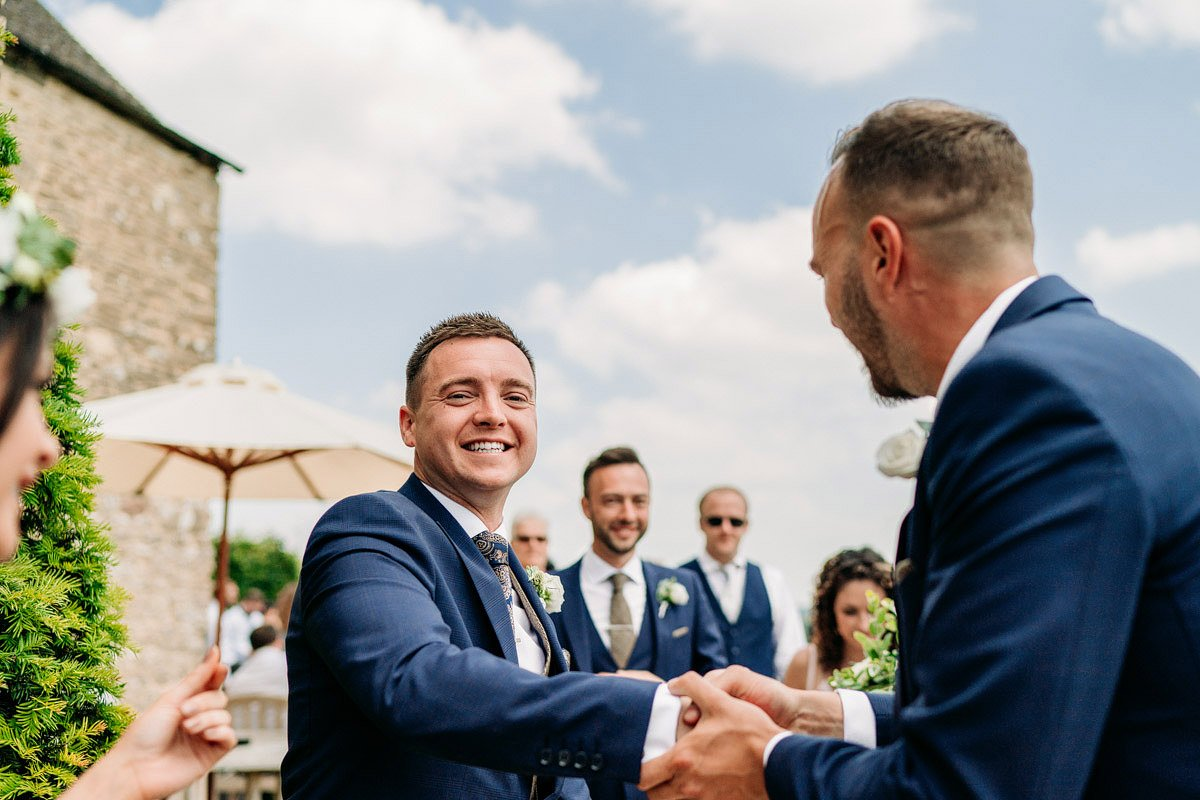 Kingscote Barn Wedding, Cotswolds 21