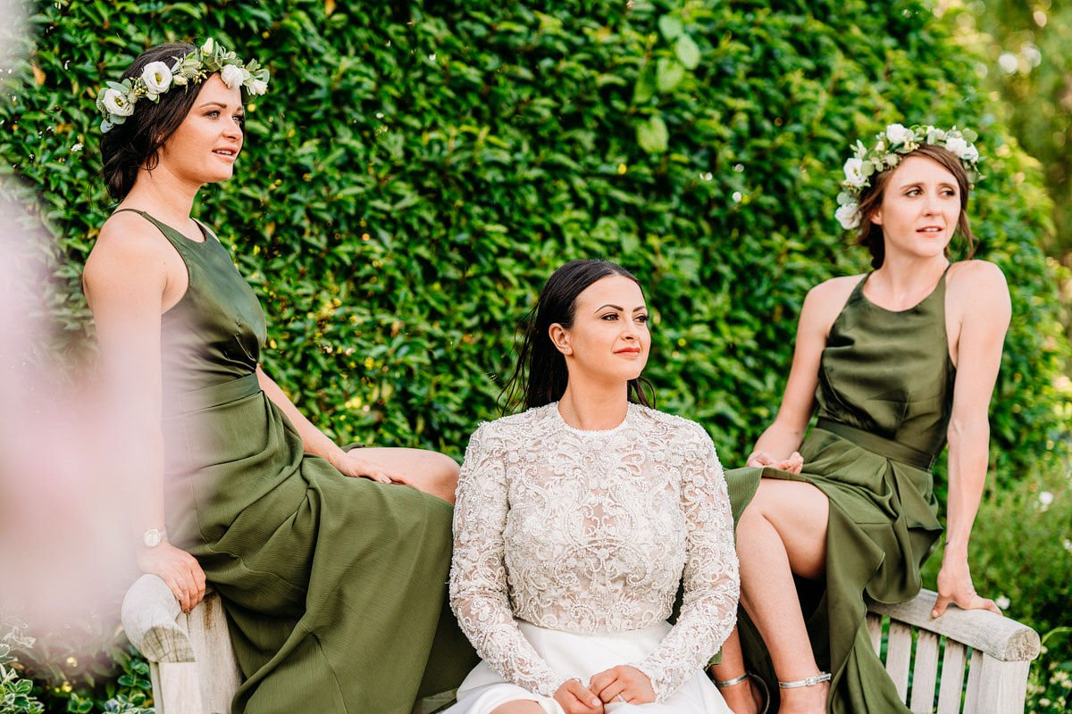 Kingscote Barn Wedding, Cotswolds 46
