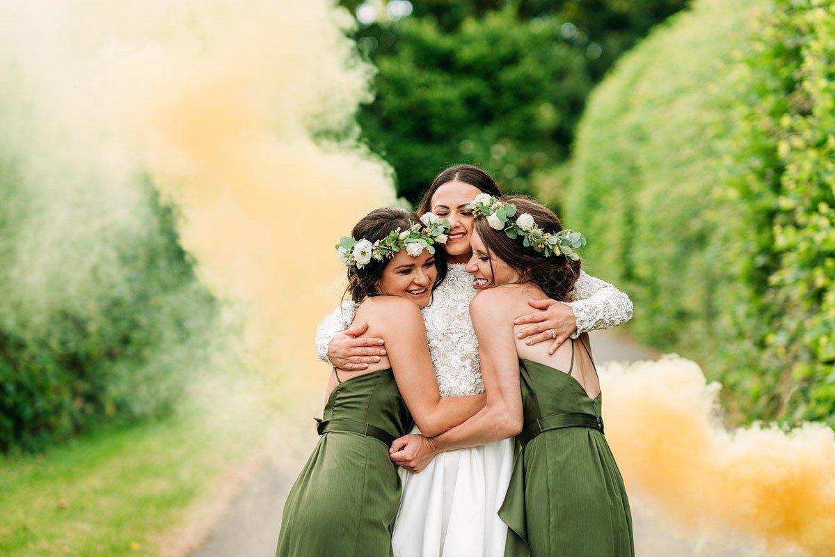 Kingscote Barn Wedding, Cotswolds 44
