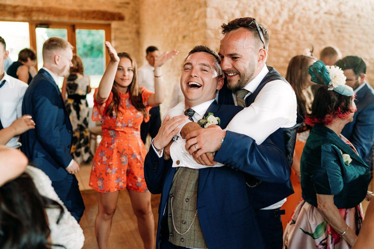 Kingscote Barn Wedding, Cotswolds 49