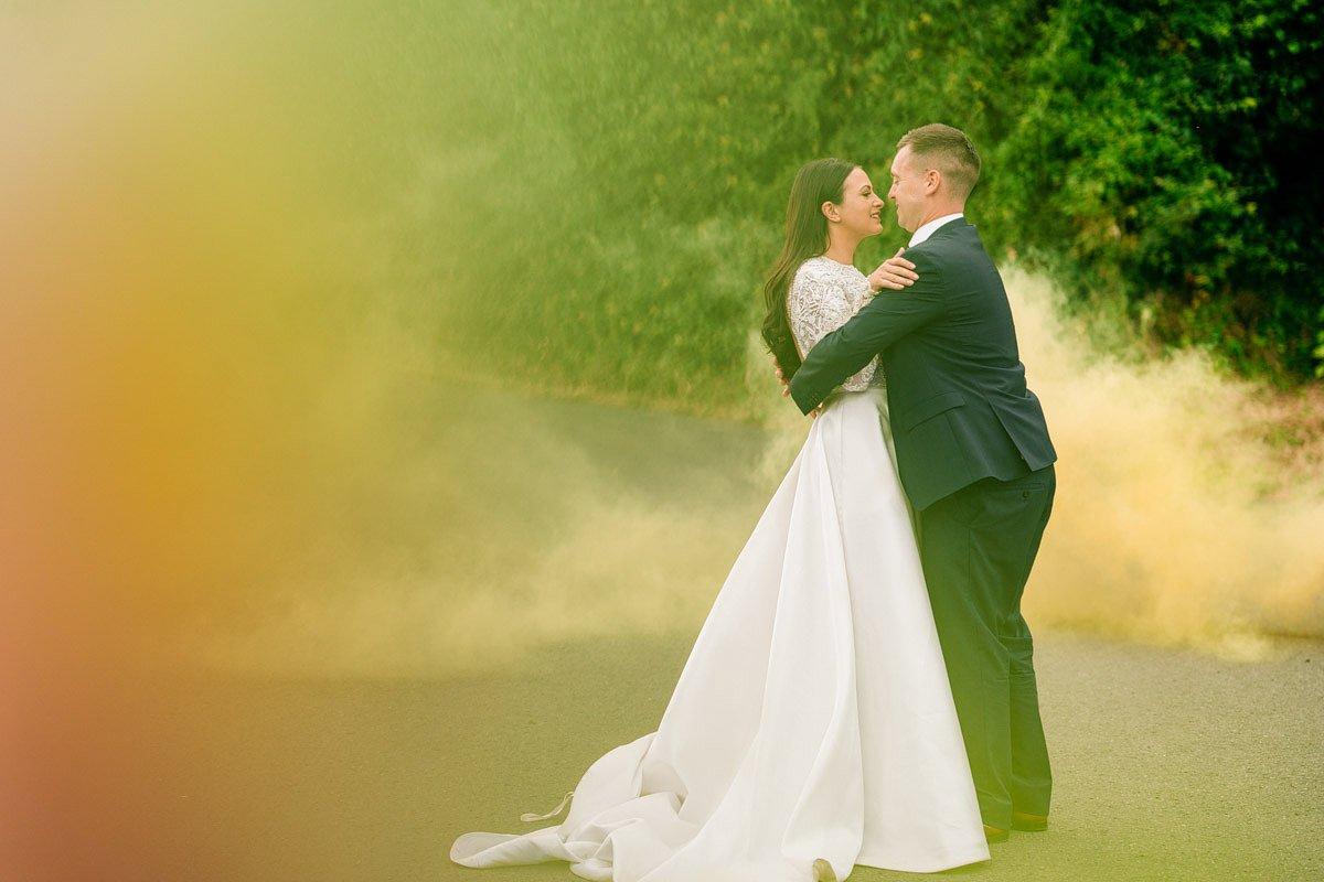 Kingscote Barn Wedding, Cotswolds 57