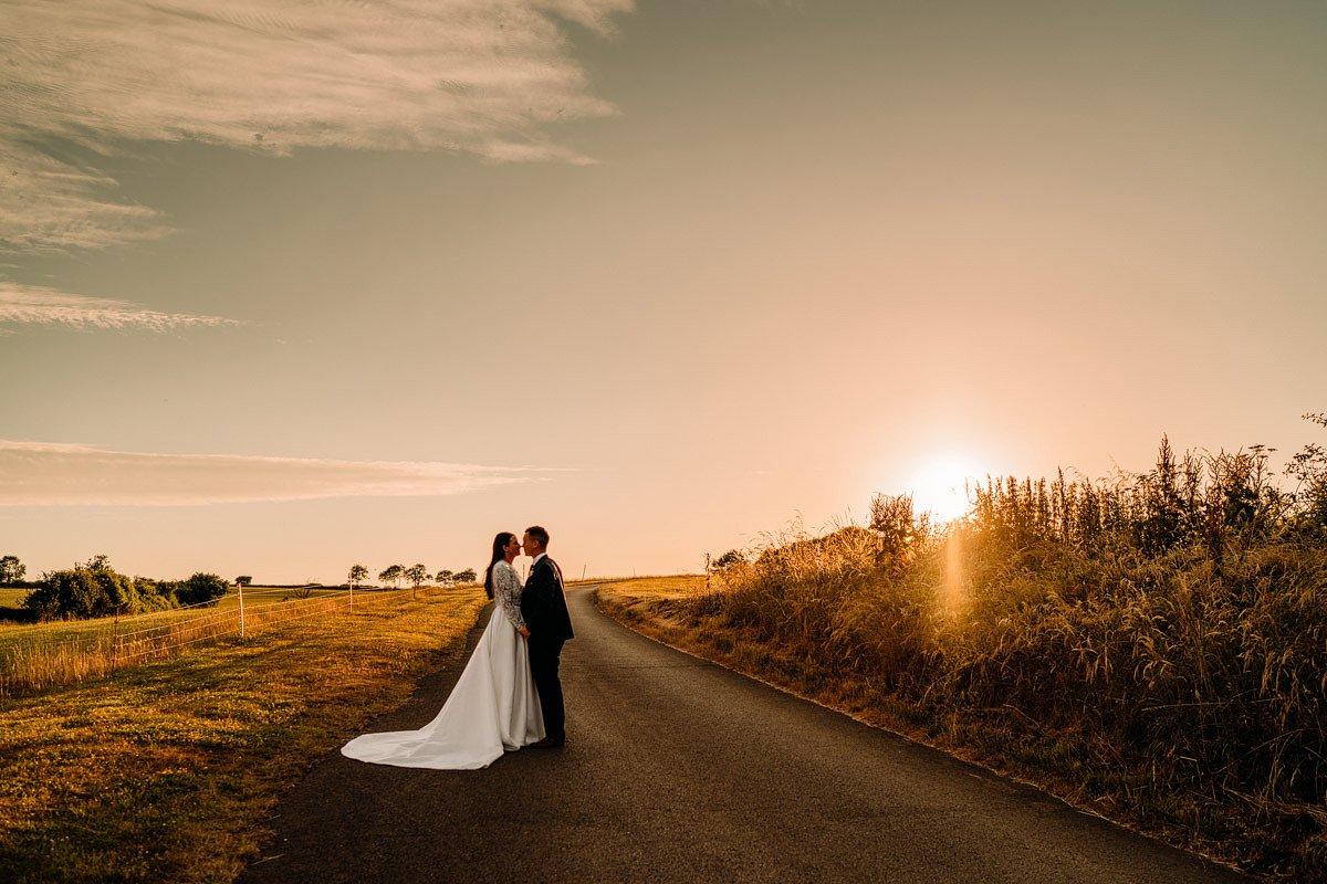 Kingscote Barn Wedding, Cotswolds 55