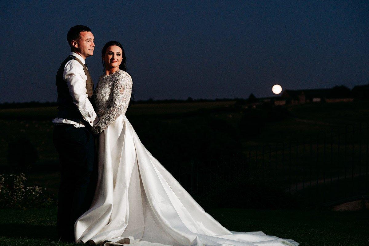 Kingscote Barn Wedding, Cotswolds 77