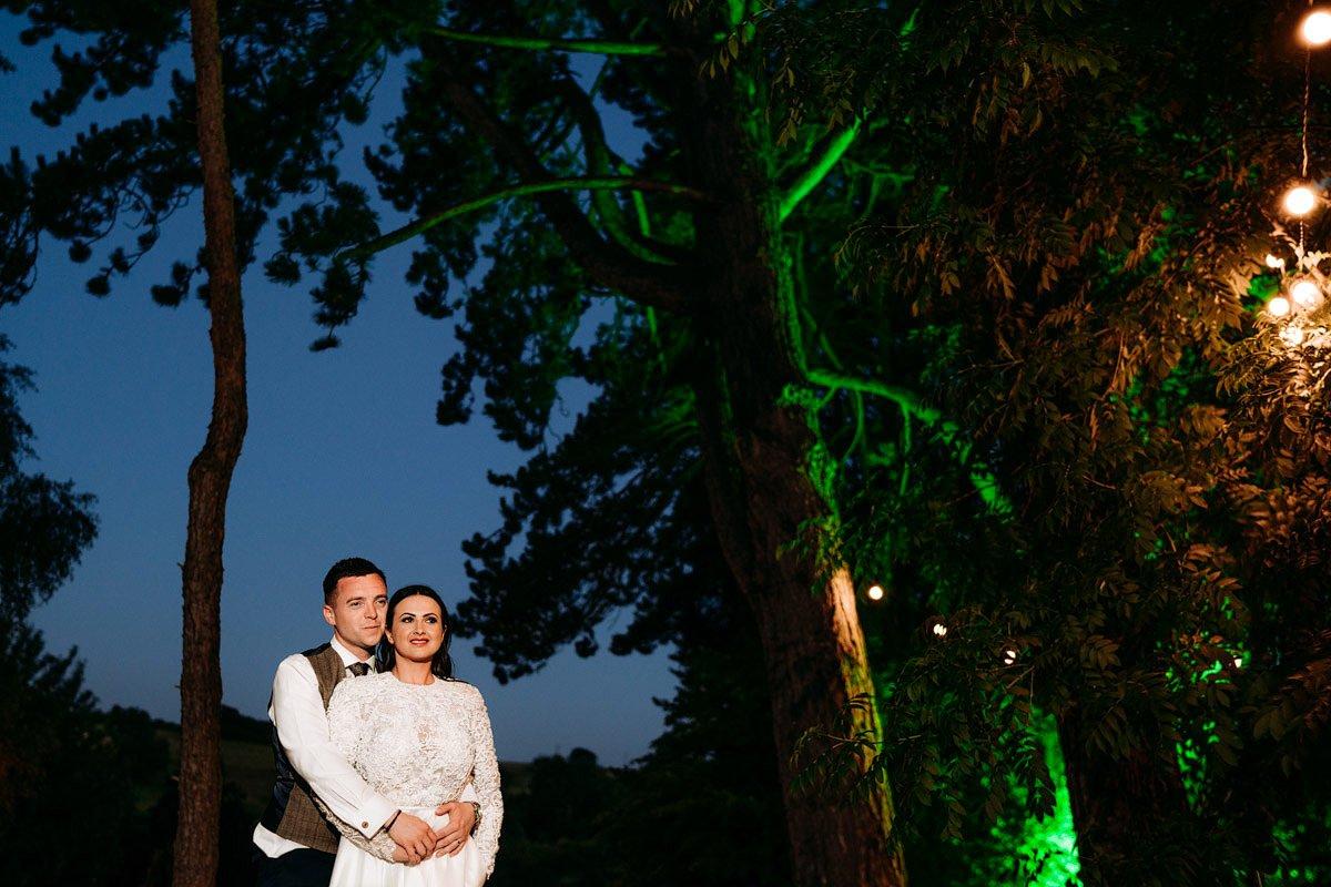Kingscote Barn Wedding, Cotswolds 78