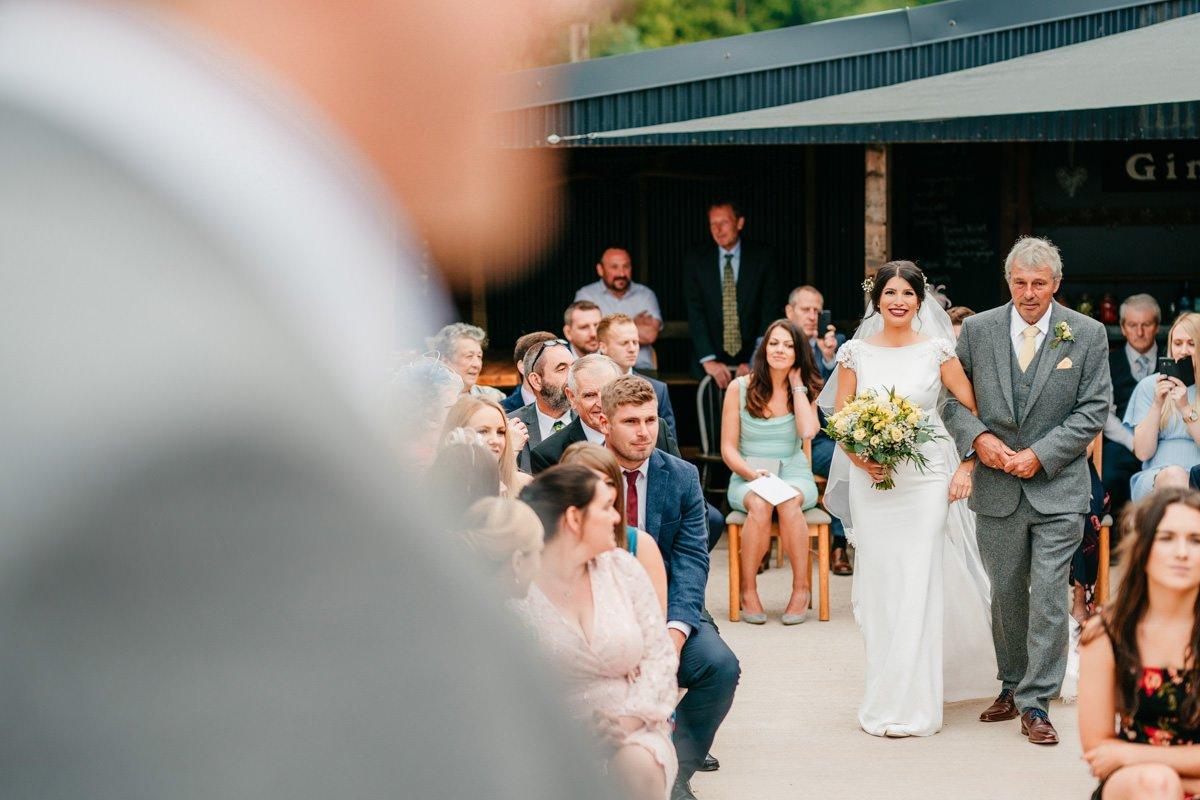 The Mule Shed Wedding - Sam + Sarah 9