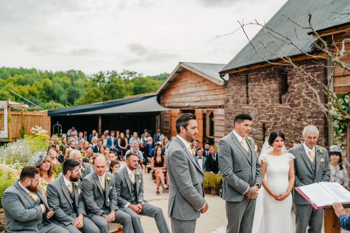 The Mule Shed Wedding - Sam + Sarah 11
