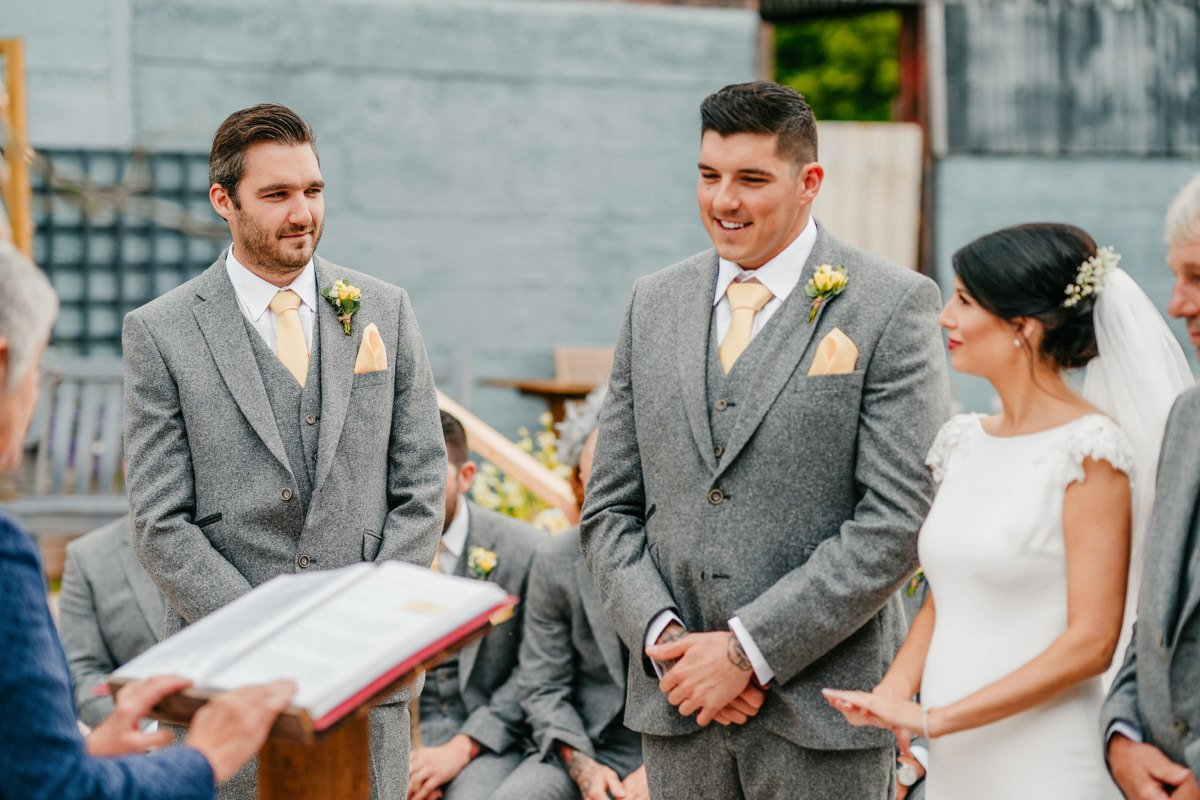 The Mule Shed Wedding - Sam + Sarah 12