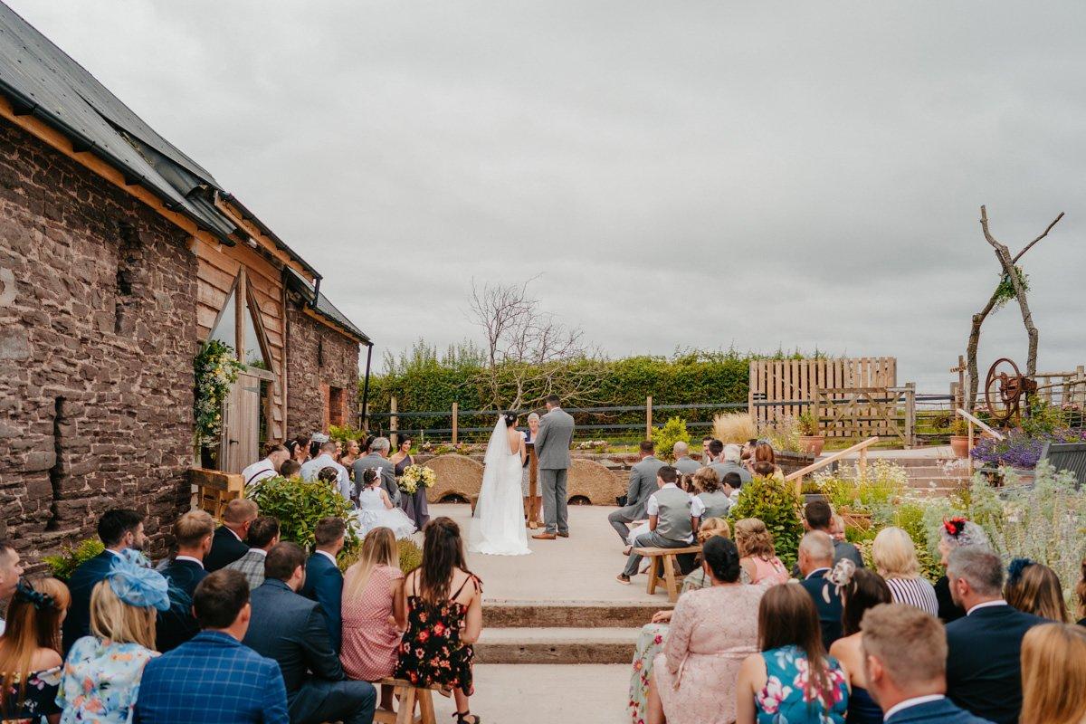 The Mule Shed Wedding - Sam + Sarah 13
