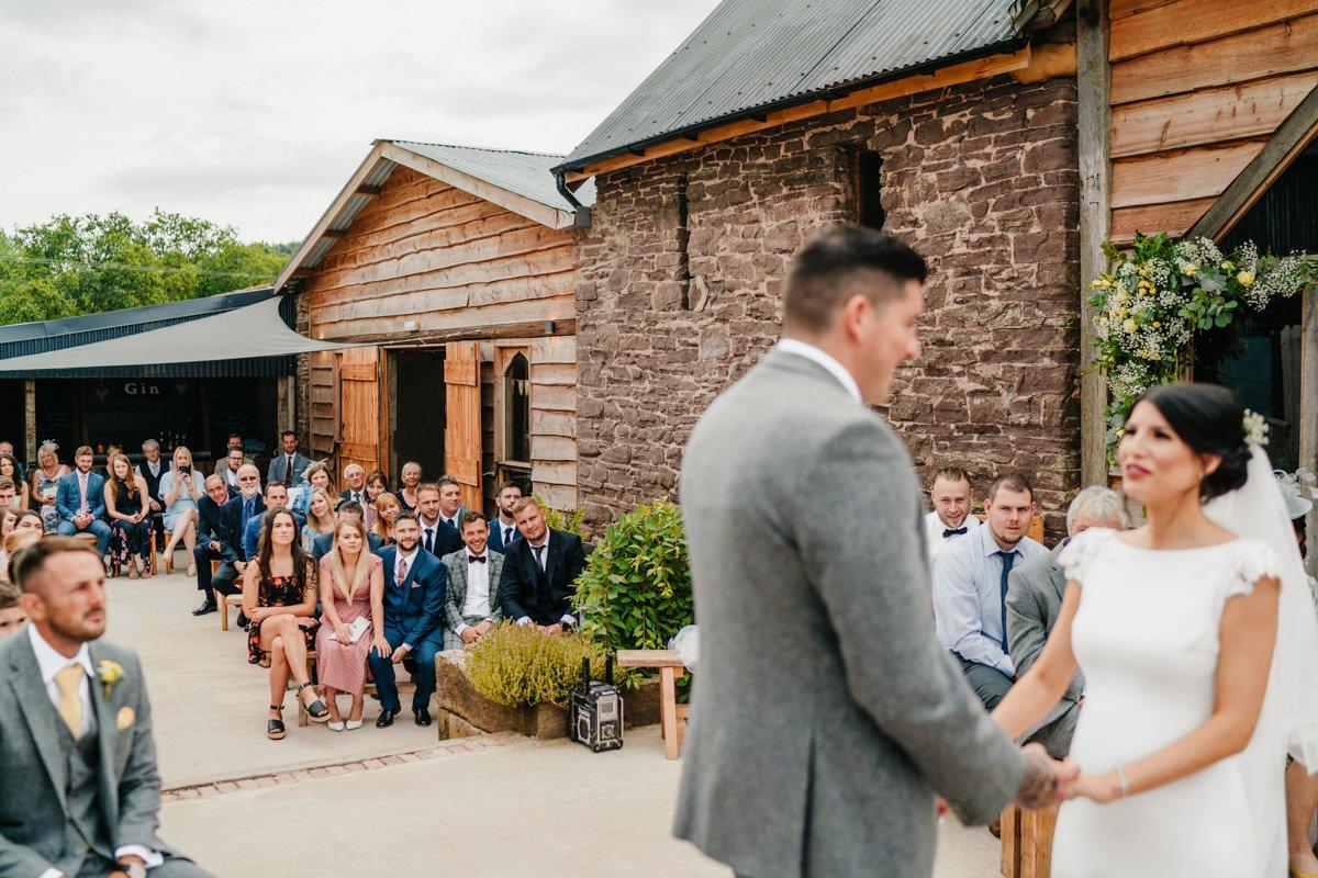 The Mule Shed Wedding - Sam + Sarah 15