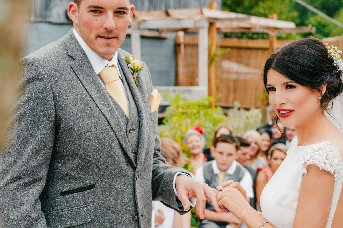 The Mule Shed Wedding - Sam + Sarah 16