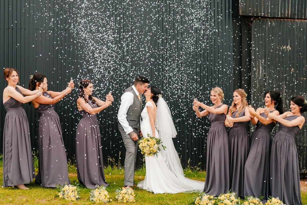 The Mule Shed Wedding - Sam + Sarah 21