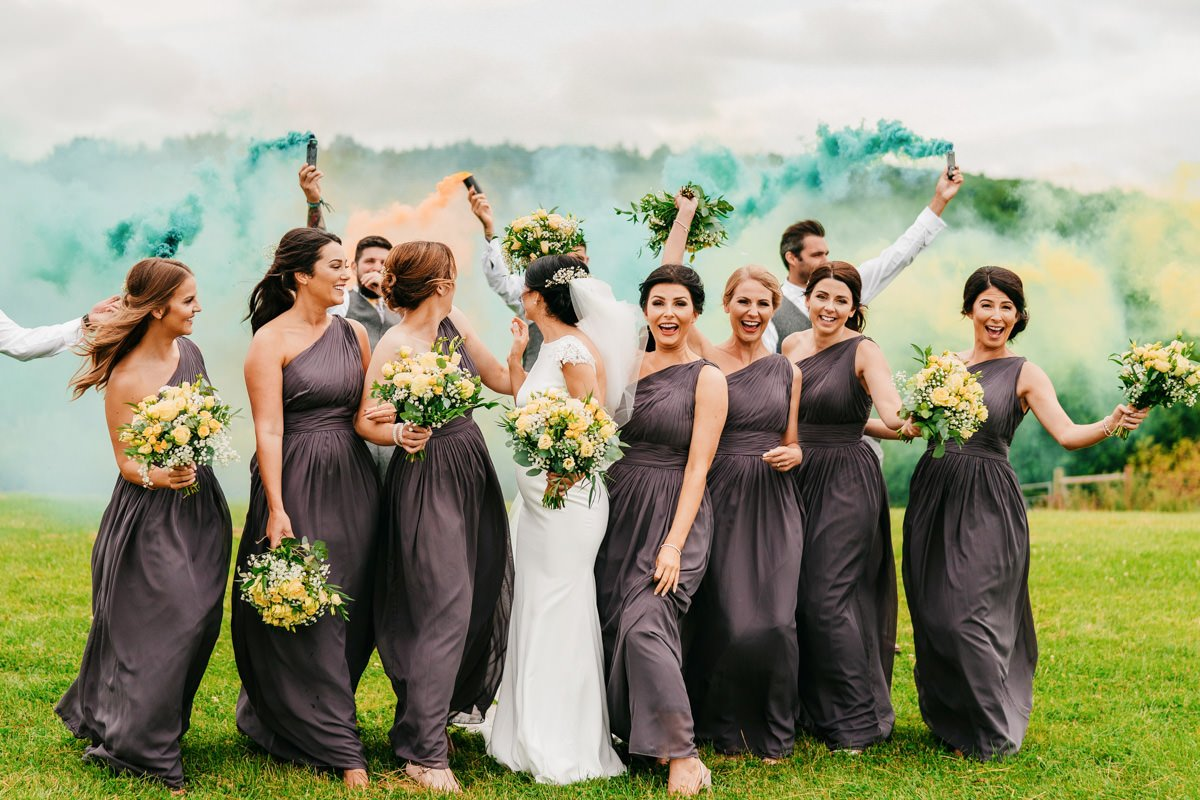 The Mule Shed Wedding - Sam + Sarah 22