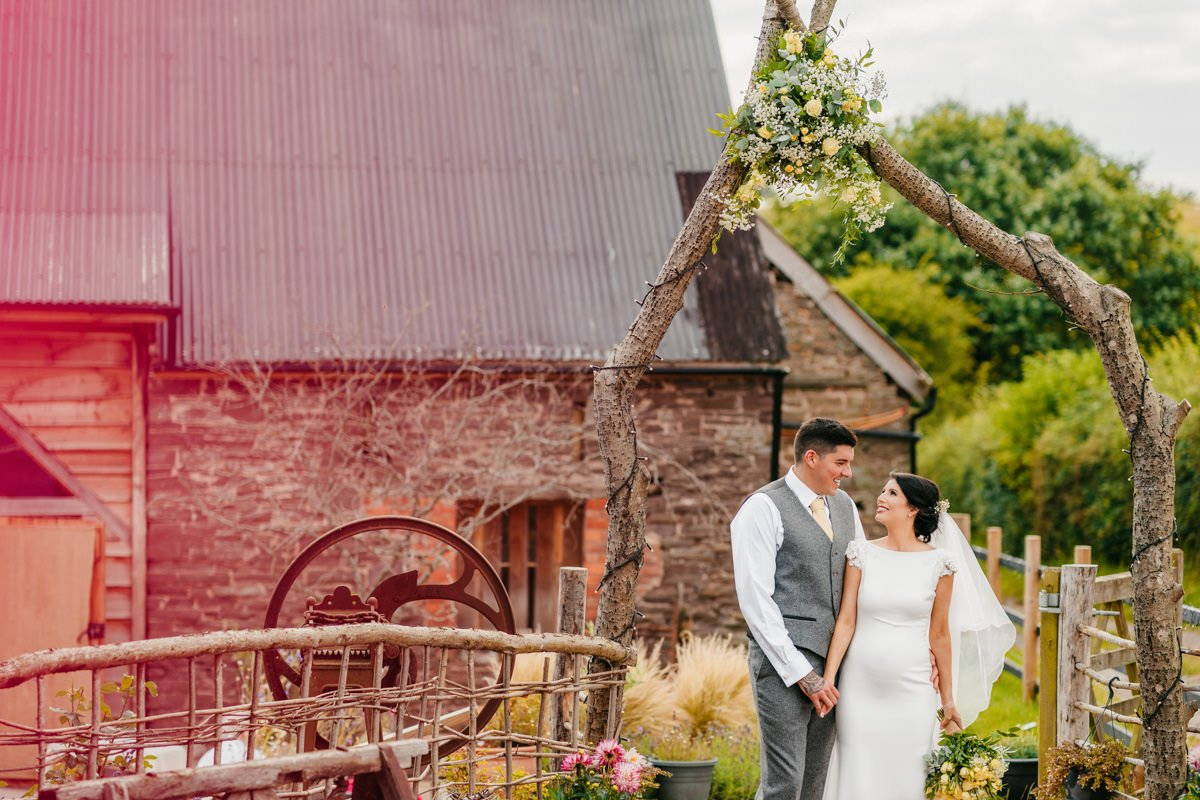 The Mule Shed Wedding - Sam + Sarah 32