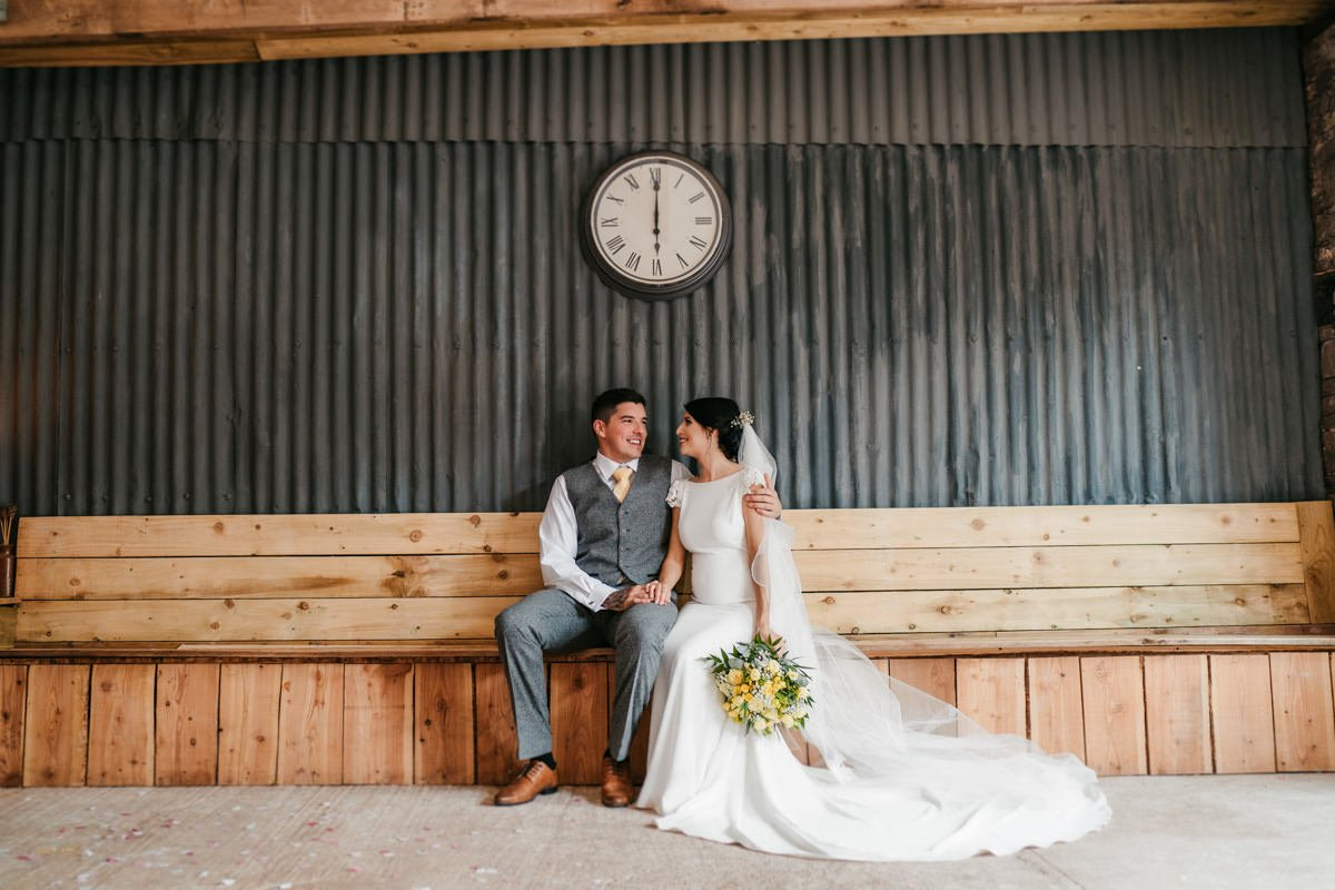 The Mule Shed Wedding - Sam + Sarah 34
