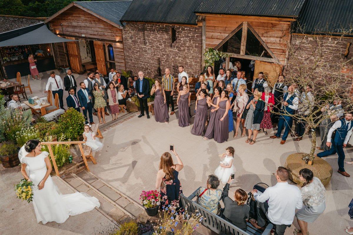 The Mule Shed Wedding - Sam + Sarah 38