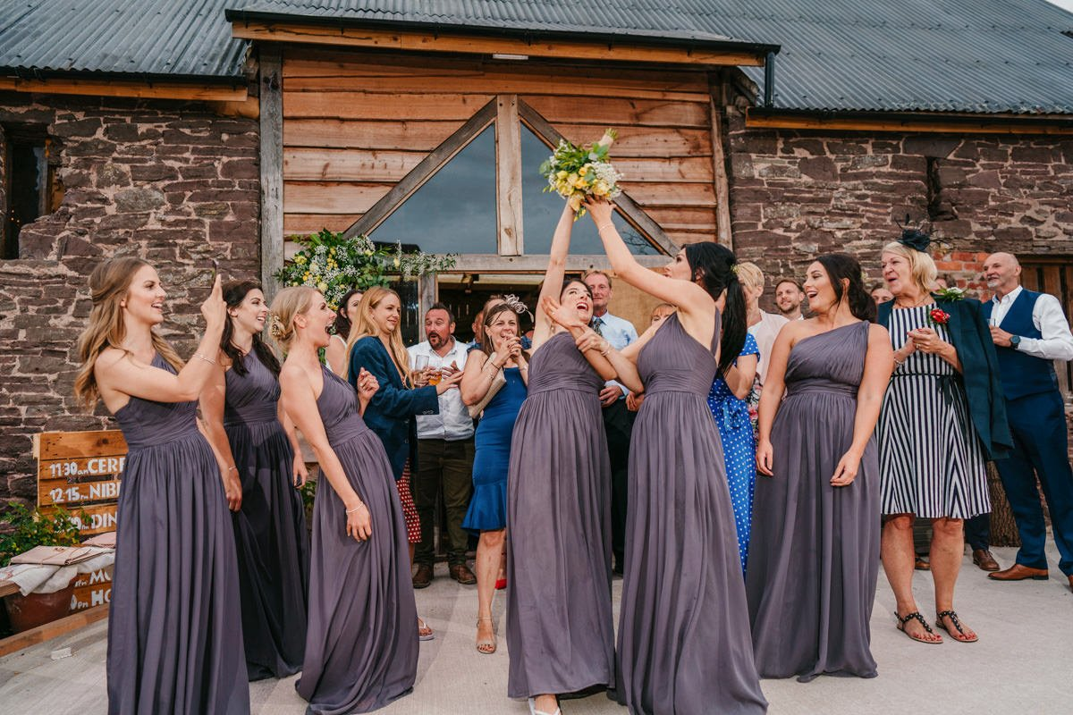 The Mule Shed Wedding - Sam + Sarah 39