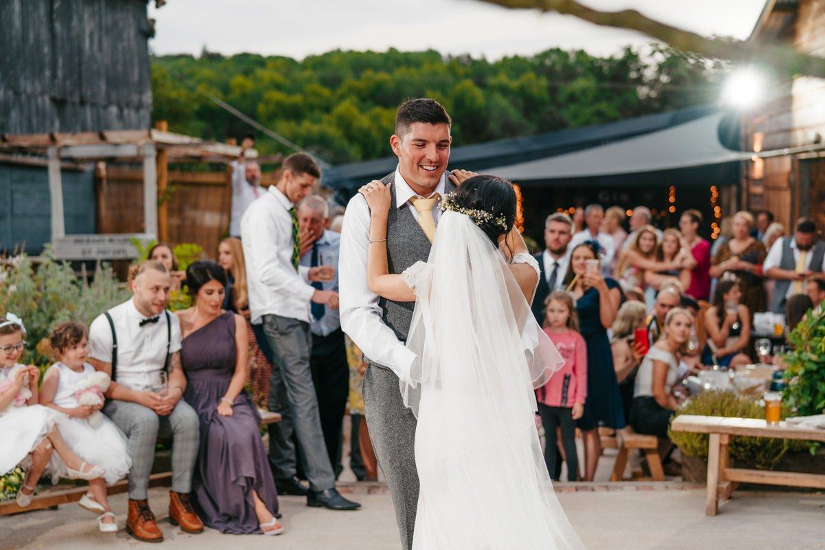 The Mule Shed Wedding - Sam + Sarah 40