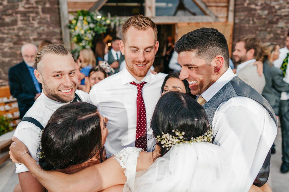 The Mule Shed Wedding - Sam + Sarah 42