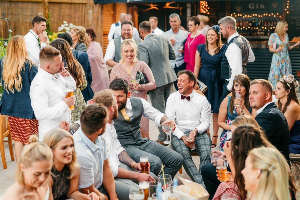 The Mule Shed Wedding - Sam + Sarah 43