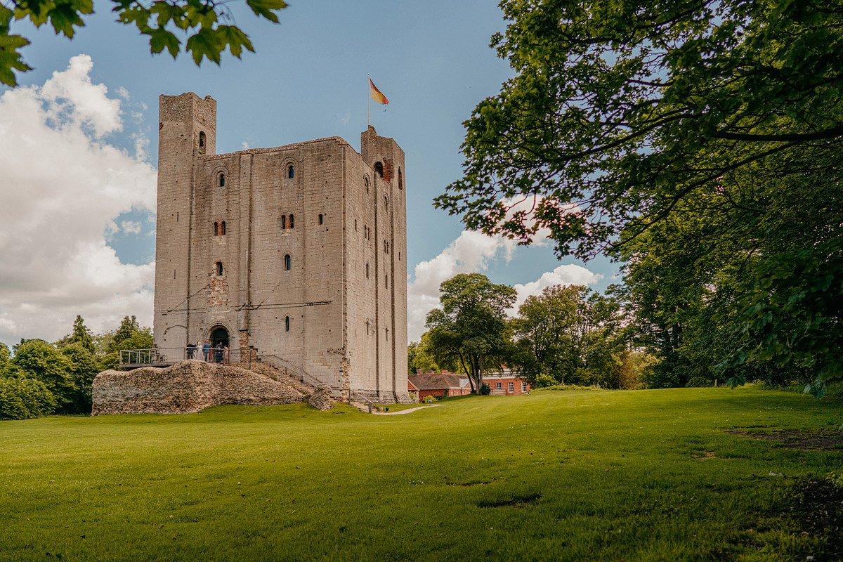 Hedingham Castle Wedding 1