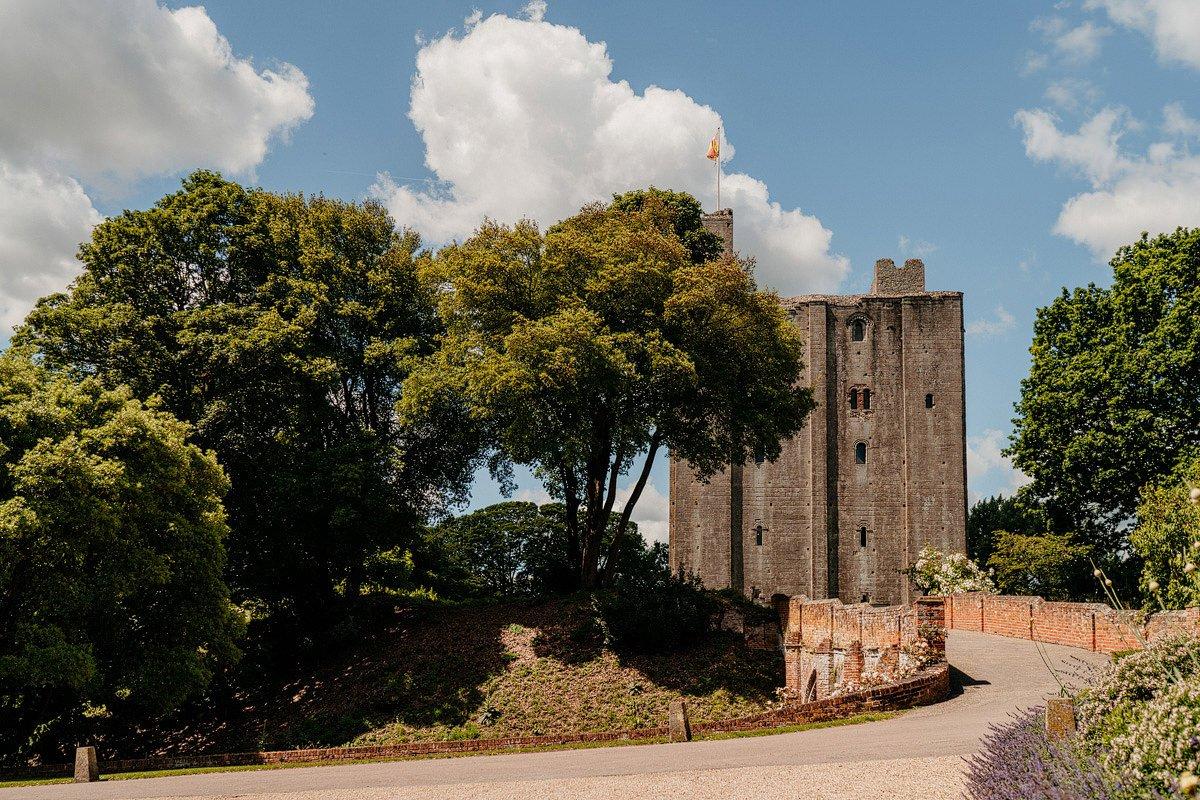Hedingham Castle Wedding 9