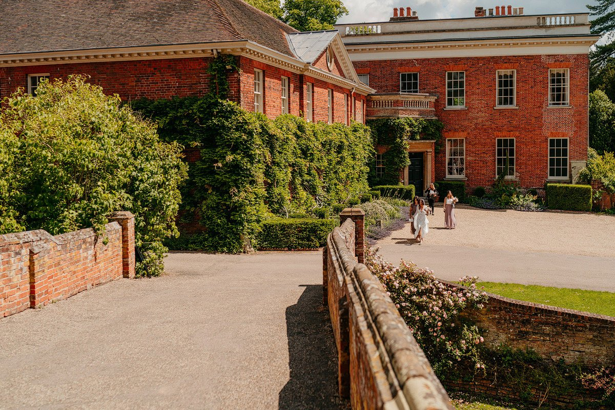 Hedingham Castle Wedding 11