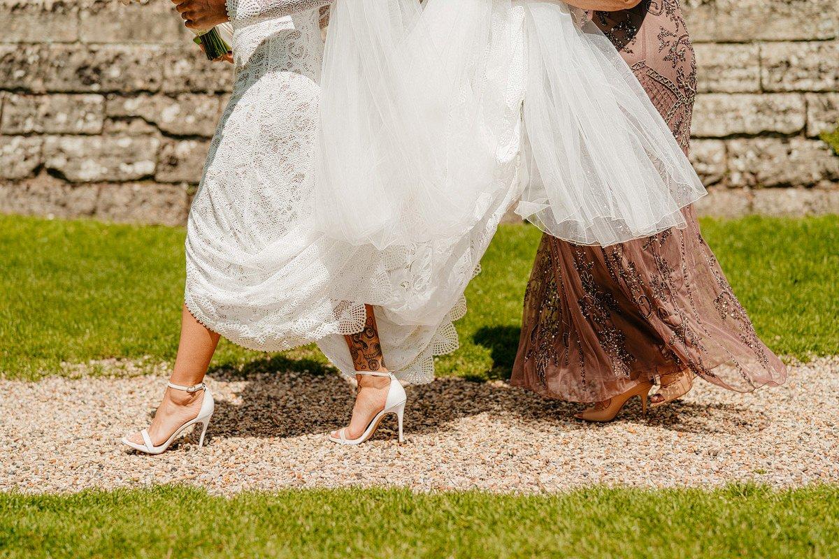 Hedingham Castle Wedding 12