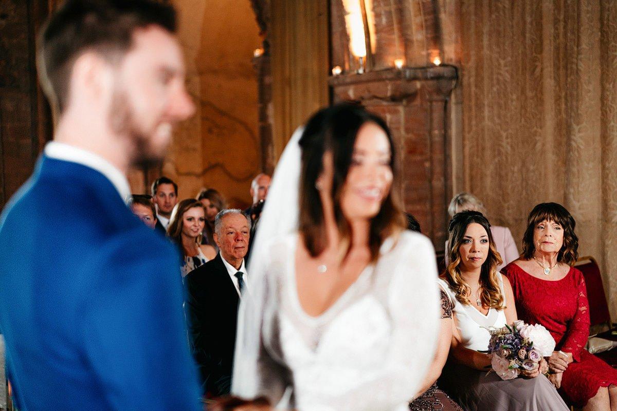 Hedingham Castle Wedding 17