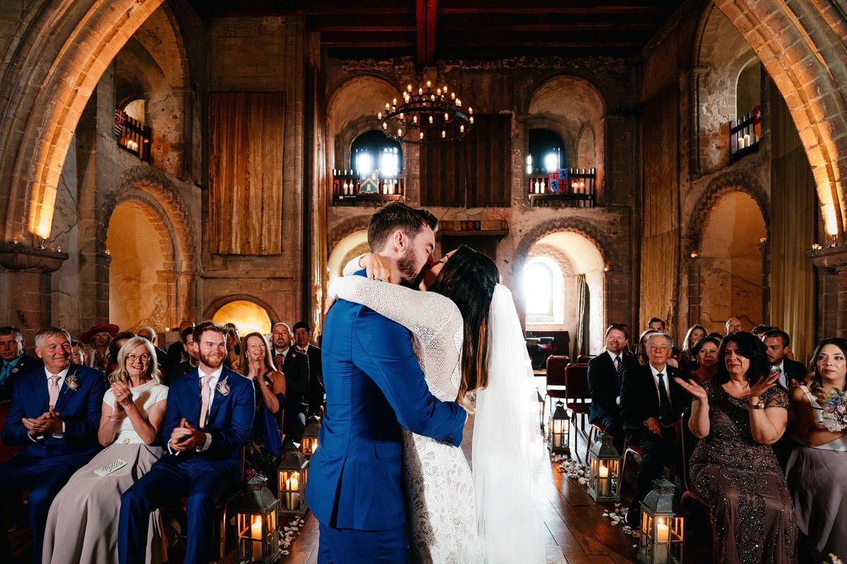 Hedingham Castle Wedding 18
