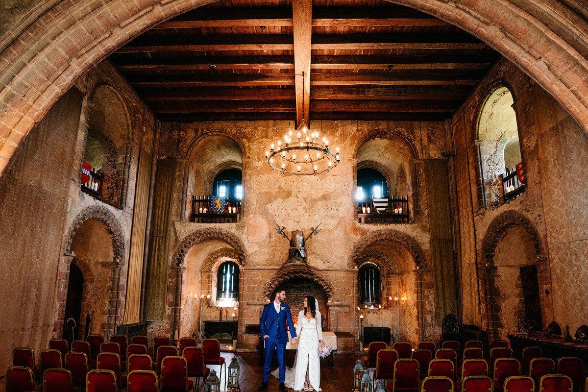 Hedingham Castle Wedding 26