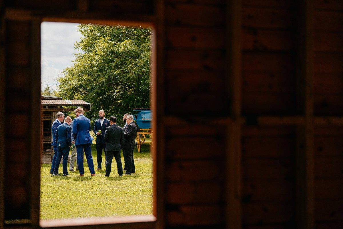 Hedingham Castle Wedding 43
