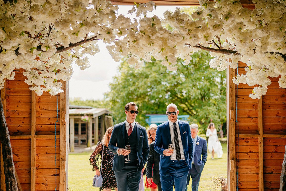 Hedingham Castle Wedding 48