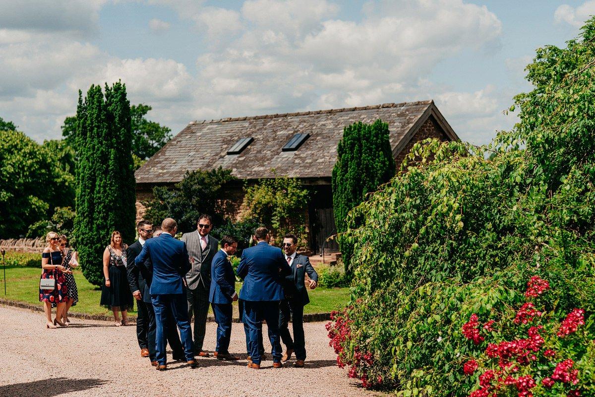 Dewsall Court Wedding Photography - Emily + Paul 16