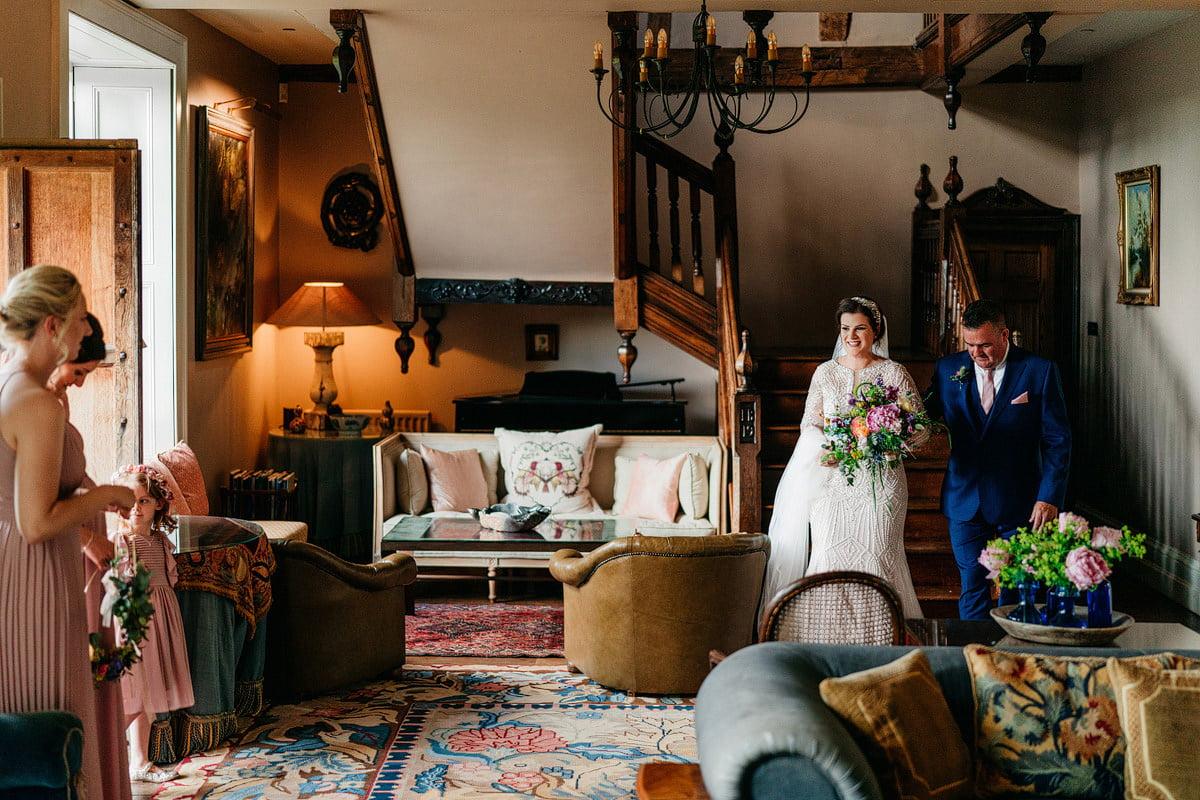 Dewsall Court Wedding Photography - Emily + Paul 17