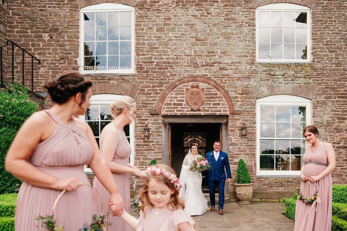Dewsall Court Wedding Photography - Emily + Paul 18