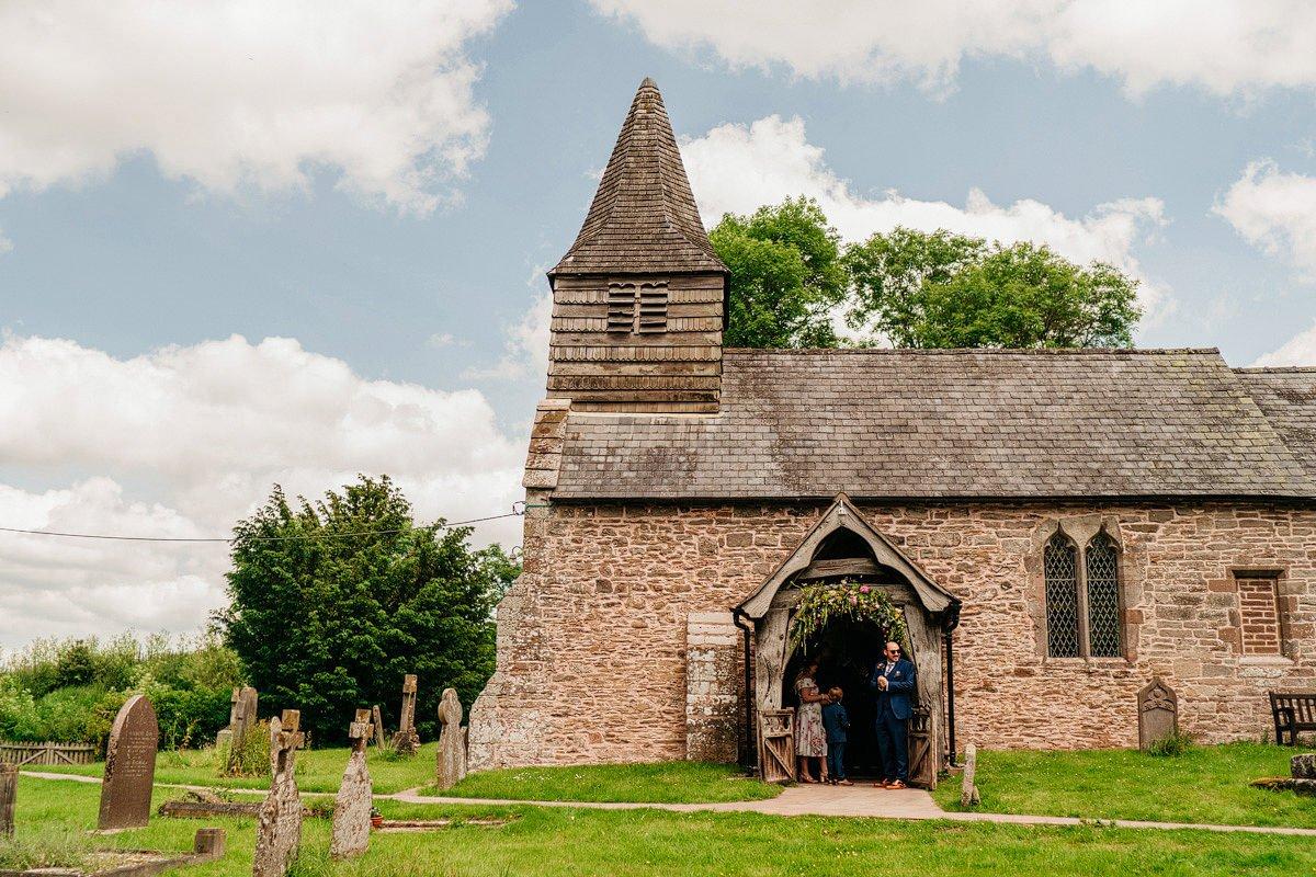 Dewsall Court Wedding Photography - Emily + Paul 19
