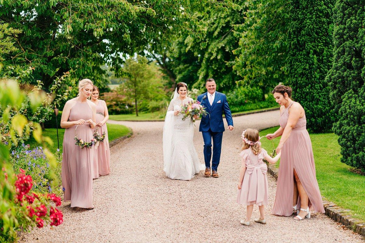 Dewsall Court Wedding Photography - Emily + Paul 20